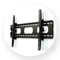 Base de pared resitente para tv grandes